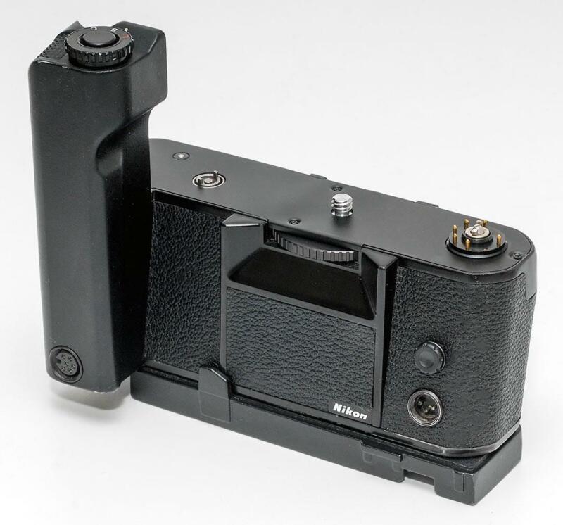 Nikon MD-4 Motor Drive & AH-3