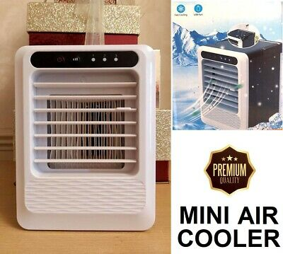 Air Cooler Mini Air conditioner portable Fan Travel Home Office Cooling Unit