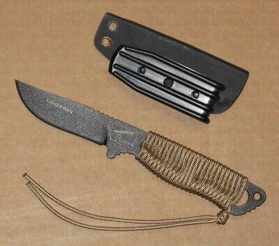 Ruana USA Fisherman knife & kydex sheath
