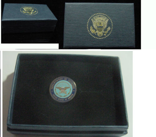 New U S Department of Defense lapel pin   DOD