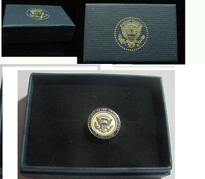 Presidential George W Bush  Airforce One Lapel Pin   Af 1