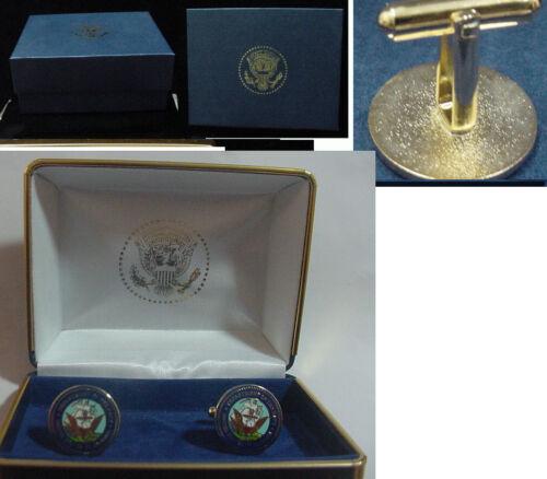 presidential department of Navy  CUFFLINKS