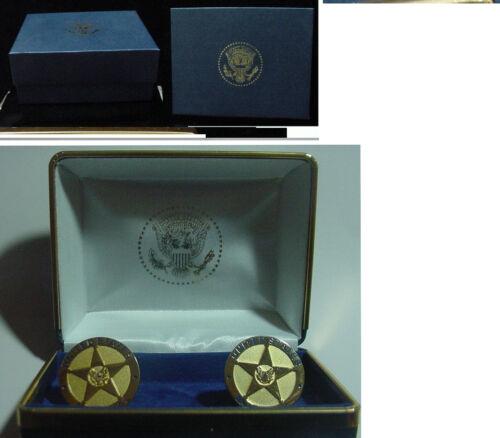 new pair United States Marshal   cufflinks