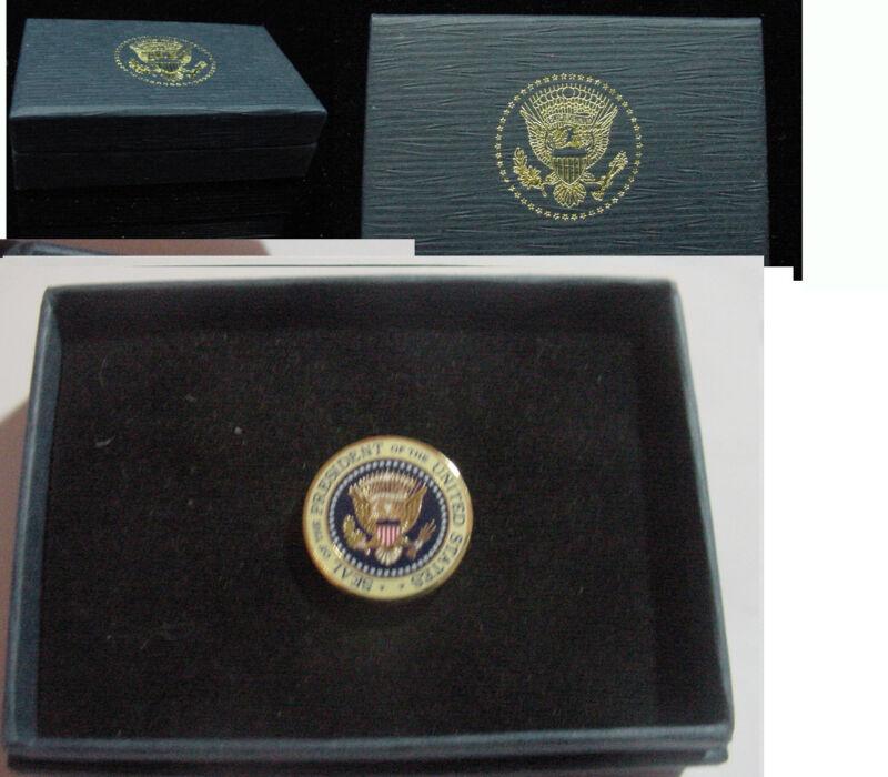Presidential George W Bush rare Lapel Pin