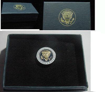 Presidential George W Bush unusual Lapel Pin