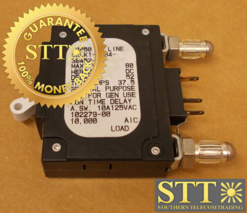 Lelk1-1rs4-30452-30  Airpax 30 Amp Bullet Circuit Breaker