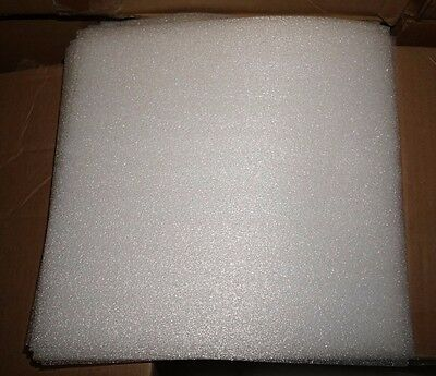 150 Sealed Air Foam Packaging Sheets 12 X 12 Reusable Made In Usafree Ship