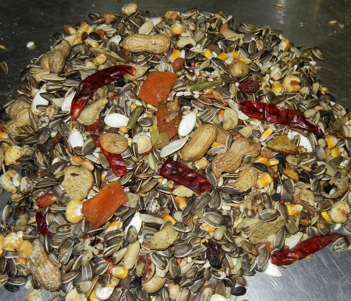30lbs Abba 3500 Wholesome Parrot Food No Artificial Color...