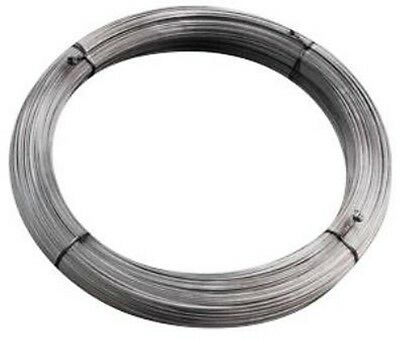 Electric Fence (4000ft) 12.5 Gauge High Tensile Electric Fence Galvanized Wire ()