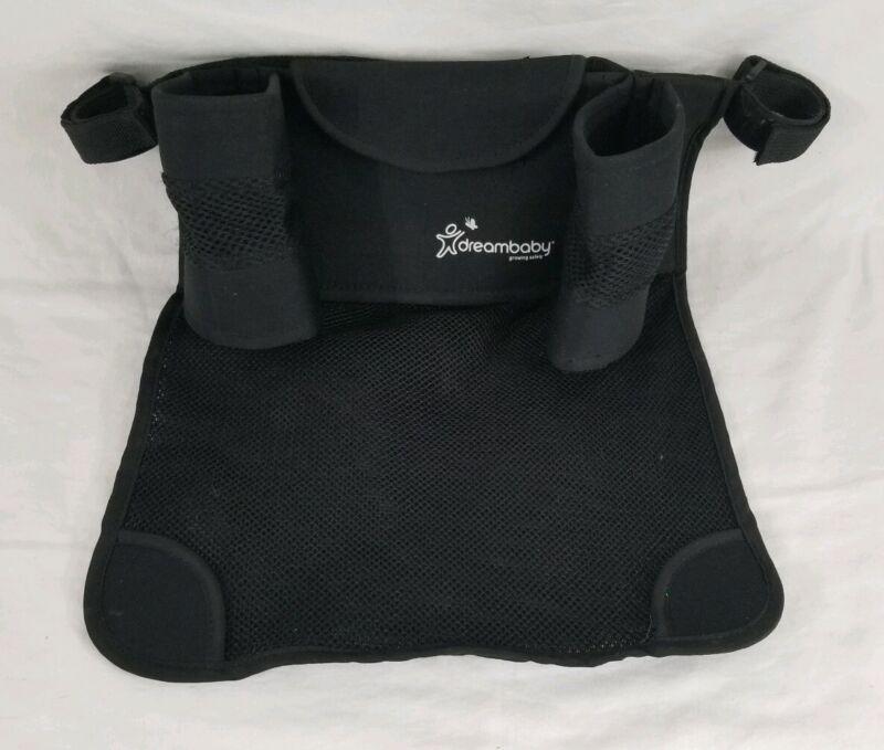 Dreambaby Stroller Bag - Baby Parent Storage Travel Organizer w/ Cup Holders