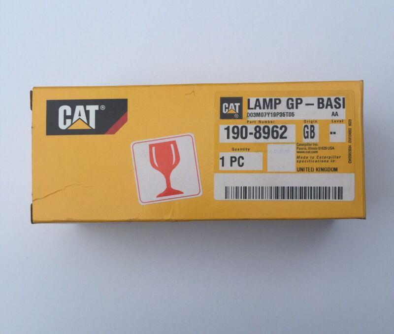 Caterpillar Nos Oem Lamp Gp 190-8962. Cat Oem Parts 1908962.