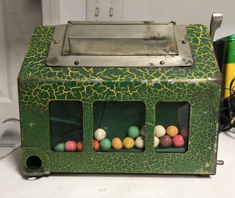 "The ""LARK"" 1 Cent Gumball/Fortune Slot Type Trade Stimulator"