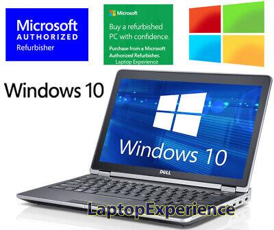 Laptop Windows - DELL LATITUDE LAPTOP INTEL i5 2.50GHz 4GB 320GB HD WINDOWS 10 HDMI NOTEBOOK PC