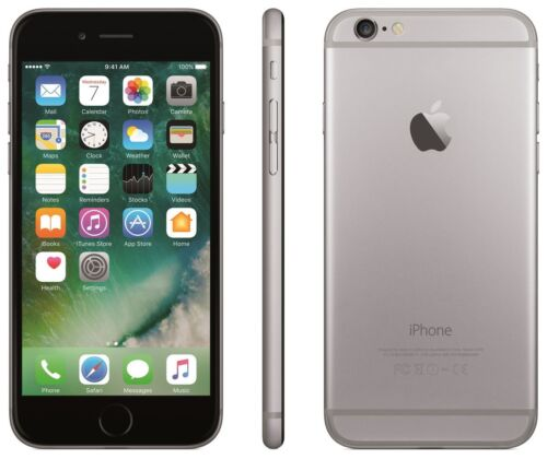 Apple iPhone 6 64GB Space Gray (Verizon Wireless) MG632LL/A