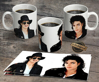 TASSE Mug Michael Jackson