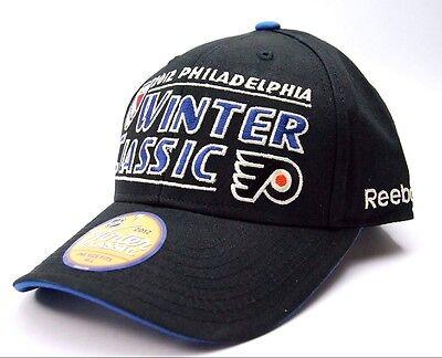Philadelphia Flyers Mens Classic Jacket - New York Rangers vs Philadelphia Flyers NHL Hockey Winter Classic Adjustable Cap