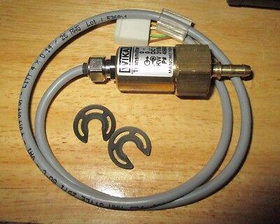 New Wika Pressure Transmitter 413br 0...20bar 4594963 Nip Ready To Work