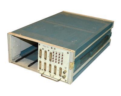 Tektronix Tm504 Power Module With 702t00237 Plug-in