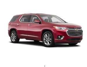 2018 Chevrolet Traverse High Country 7 PASSENGER | AWD | SURR...