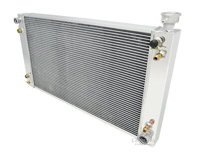 88 95 CK Series Pickup 3 Row All Aluminum DS Radiator