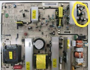 SAMSUNG LE40M86BD / LE40M86BDX TV - BN44-00167A Power Supply Board REPAIR KIT