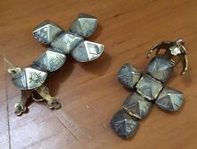 Genuine antique Masonic ballx2 made in england Yarraville Maribyrnong Area Preview