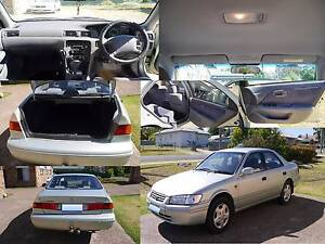 2001 Toyota Camry Sedan Stanthorpe Southern Downs Preview