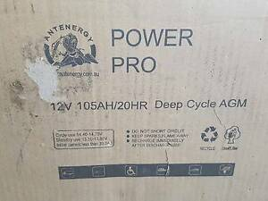 BATTERY - 105AH / 20HR Deep Cycle AGM Tumut Tumut Area Preview