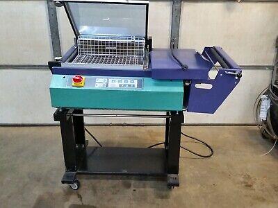 Shrink Wrapping Machine Ekh-346 Ser 0805042b 110 Volt