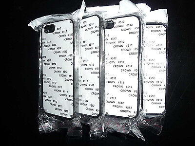 25 cases cover Wholesale Blank Sublimation  iphone 5 5S !!!Free Shipping!!!!!!!! on Rummage