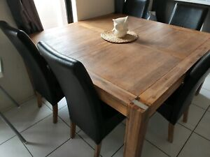 Silverwood Table and chairs $450 ONO
