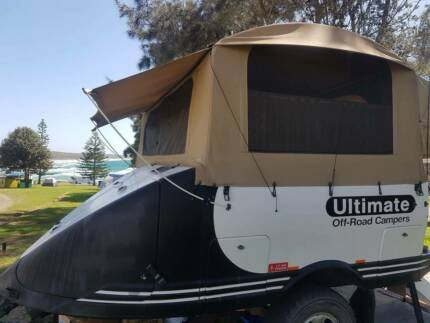 2005 Ultimate Off-Road Camper Macarthur Tuggeranong Preview