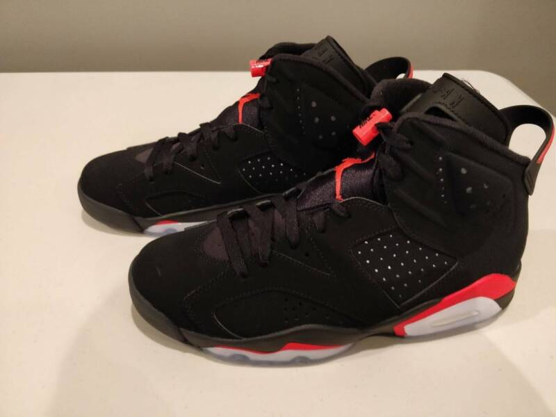 new products 2af52 ec01d 2019 Nike Air Jordan 6 Infrared Retro (US 9) Mens shoes-Deadstock   Men s  Shoes   Gumtree Australia Hornsby Area - Hornsby   1211311623