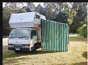 Truck with slide on camper Ulverstone Central Coast Preview