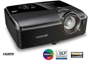 ViewSonic-PRO8200-1080P-Full-HDTV-HDMI-Professional-Home-Theater-DLP-Projector