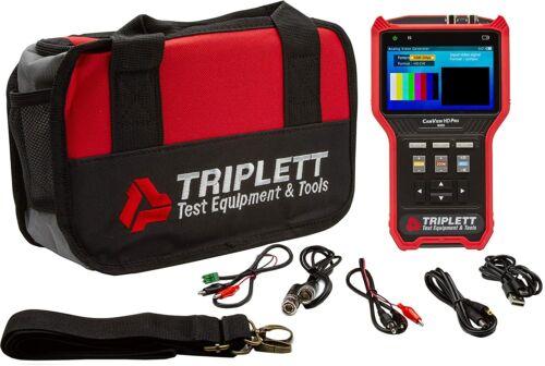 Triplett 8065 Camview Pro HD Analog Security Camera Tester - AHD 2.0, HD-CVI 3.0