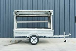 8x5 Tradesman Trailer with False Floor FULLY GALVANISED Moss Vale Bowral Area Preview