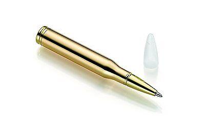Metall Kugelschreiber Patrone klein ohne Clip Bullet Design Geschenk hochwertig