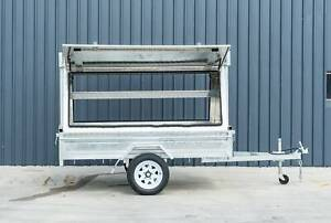8x5 Tradesman Trailer FULLY GALVANISED Moss Vale Bowral Area Preview