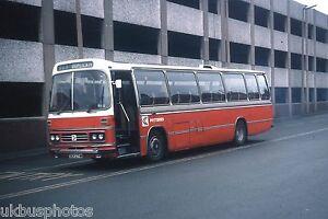 PMT Potteries Motor Traction No.47 Hanley 1980 Bus Photo
