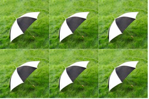 "6PK 48"" Auto Open Umbrella"