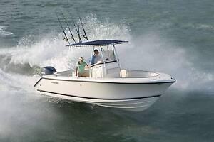 2015 Pursuit 230 Centre console offshore fishing Merc 250hp Ver 4 Toronto Lake Macquarie Area Preview