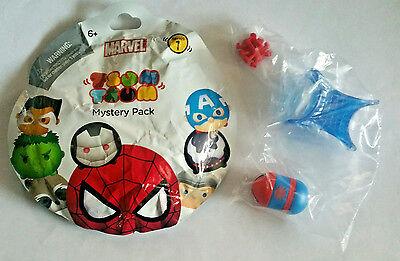 NEW Marvel Tsum Tsum Mystery Stack Pack Series 1 Vinyl Mini-Figure - Spider-Man