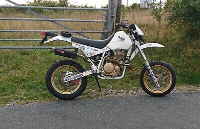 Honda XR600R 1998