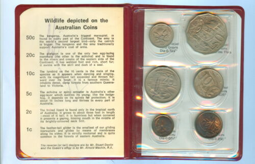 1973 ROYAL AUSTRALIAN MINT - UNC