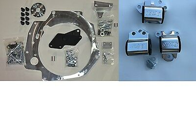 H2B Adapter Kit H22 B Series Trans Civic 92-95 EG Integra 94-01 DC2 with mount