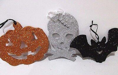 Halloween Pumpkin Bat (Halloween Pumpkin Bat Crossbones 5