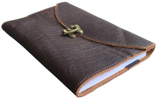 Large Refillable Travel Leather Journal (Handmade) / Instagram photo album