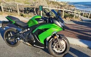 Kawasaki Ninja 650L (LAMS approved) ABS