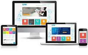 Professional Small Business Website Services - Affordable Package Melbourne CBD Melbourne City Preview